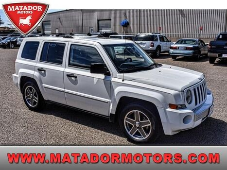 2008_Jeep_Patriot_Limited_ Lubbock & Wolfforth TX