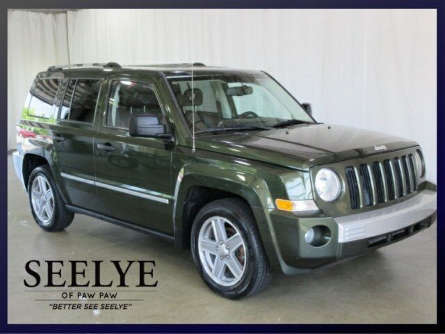 2008 Jeep Patriot Limited Paw Paw MI