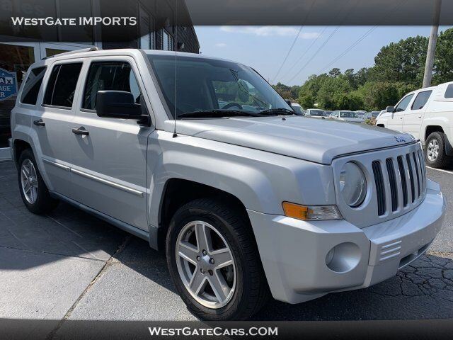 2008 Jeep Patriot Limited Raleigh NC