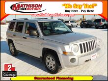 2008_Jeep_Patriot_Sport_ Clearwater MN
