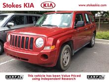 2008_Jeep_Patriot_Sport_ North Charleston SC