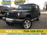2008 Jeep Wrangler 4Dr Unlimited Sahara 4WD