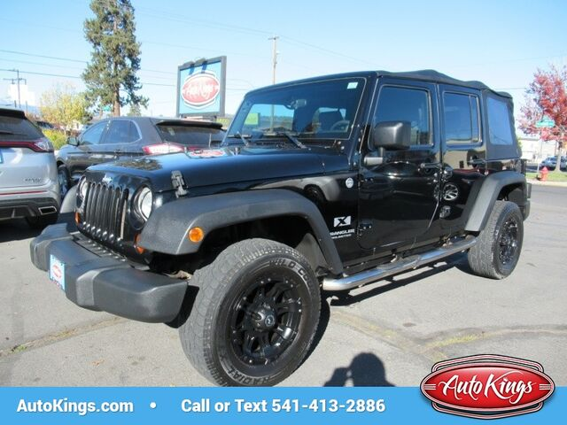 2008 Jeep Wrangler 4WD 4dr Unlimited X Bend OR ...