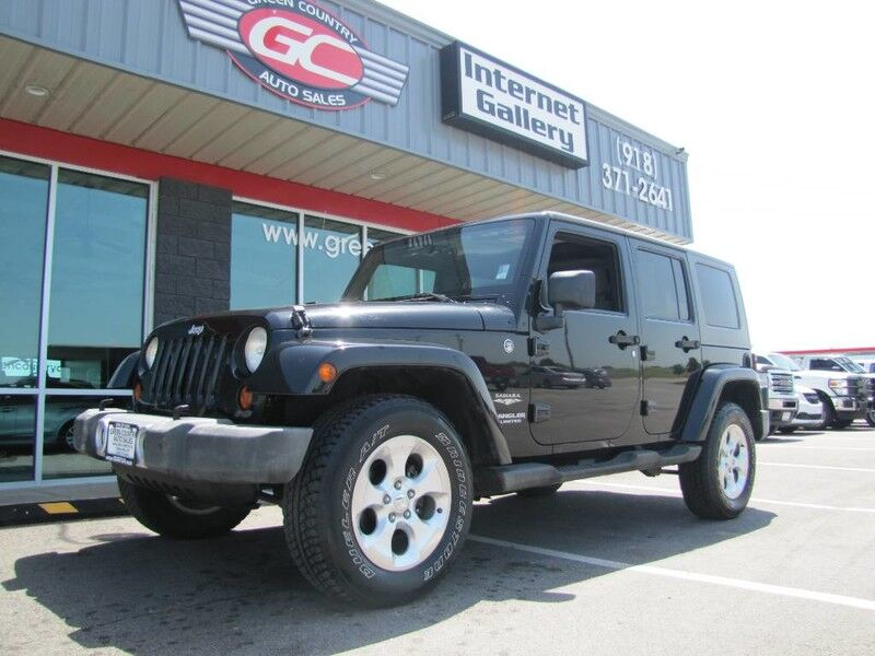 2008 Jeep Wrangler 4x4 Hard Top