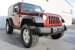 2008_Jeep_Wrangler_Rubicon 4x4 2dr Hard Top Automatic New Tires JK_ Knoxville TN