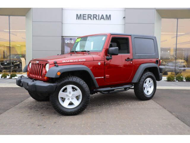 2008 Jeep Wrangler Rubicon Merriam KS