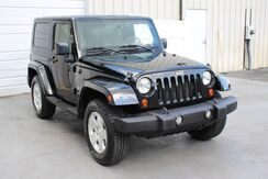 2008_Jeep_Wrangler_Sahara 3.8L V6 JK 4WD 6 spd Manual One Owner_ Knoxville TN