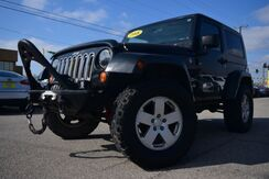 2008_Jeep_Wrangler_Sahara_ Houston TX