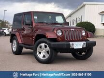 2008 Jeep Wrangler Sahara South Burlington VT