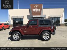 2008_Jeep_Wrangler_Sahara_ Wichita KS