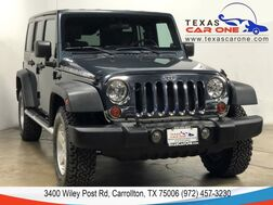 2008_Jeep_Wrangler_UNLIMITED RUBICON 4WD AUTOMATIC HARD TOP CONVERTIBLE NAVIGATION_ Carrollton TX