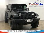 2008 Jeep Wrangler UNLIMITED RUBICON 4WD HARD TOP CONVERTIBLE CRUISE CONTROL ALLOY WHEELS