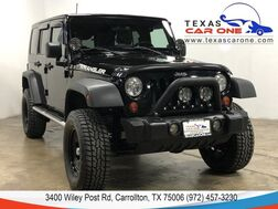 2008_Jeep_Wrangler_UNLIMITED X 4WD AUTOMATIC HARD TOP CONVERTIBLE BLUETOOTH CRUISE ALLOY WHEELS_ Carrollton TX