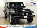 2008 Jeep Wrangler UNLIMITED X 4WD AUTOMATIC SOFT TOP CONVERTIBLE CRUISE CONTROL ALLOY WHEELS