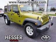 2008 Jeep Wrangler Unlimited  Janesville WI