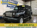 2008 Jeep Wrangler Unlimited 4WD w/Low Miles