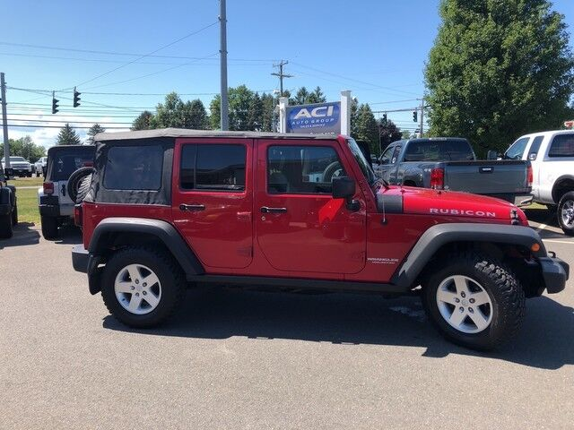 2008 Jeep Wrangler Unlimited Rubicon East Windsor CT