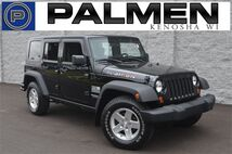 2008 Jeep Wrangler Unlimited Rubicon Kenosha WI