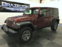 2008_Jeep_Wrangler_Unlimited Rubicon, Navigation, New Style Wheels_ Houston TX