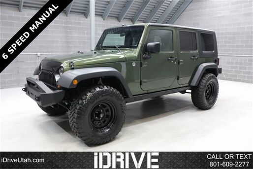 2008_Jeep_Wrangler_Unlimited Rubicon_ Orem UT