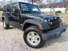 2008_Jeep_Wrangler_Unlimited Rubicon_ Pen Argyl PA
