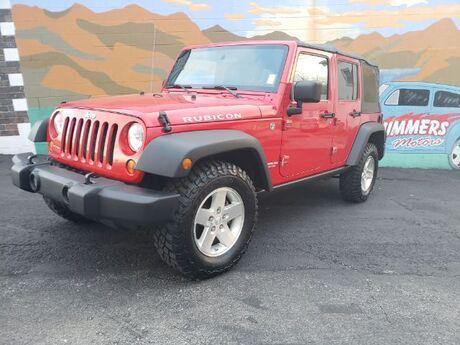 2008 Jeep Wrangler Unlimited Rubicon Saint Joseph MO