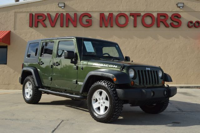 2008_Jeep_Wrangler_Unlimited Rubicon_ San Antonio TX