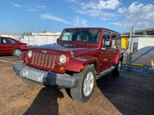 2008 Jeep Wrangler Unlimited Sahara 2WD Houston TX