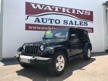 2008_Jeep_Wrangler_Unlimited Sahara 2WD_ Jackson MS