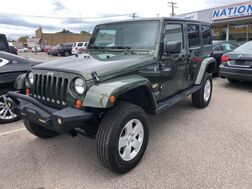 2008_Jeep_Wrangler_Unlimited Sahara 4WD_ Cleveland OH
