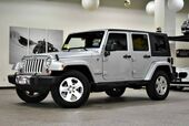 2008 Jeep Wrangler Unlimited Sahara