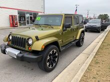2008_Jeep_Wrangler_Unlimited Sahara_ Decatur AL