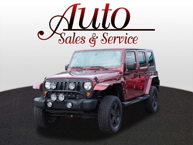 2008 Jeep Wrangler Unlimited Sahara Indianapolis IN