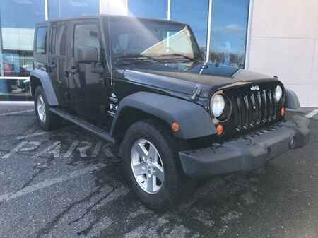 2008_Jeep_Wrangler_Unlimited X *4WD ** AUTOMATIC ** GUARANTEED FINANCING **_ Salisbury MD