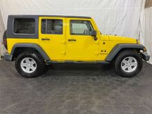 2008_Jeep_Wrangler_Unlimited X 4WD_ Middletown OH