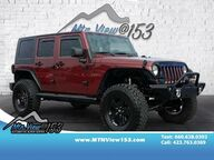 2008 Jeep Wrangler Unlimited X Chattanooga TN