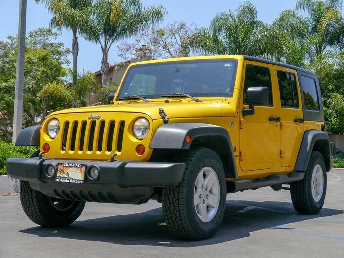2008 Jeep Wrangler Unlimited X City of Industry CA