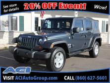 Jeep Wrangler Unlimited X East Windsor CT