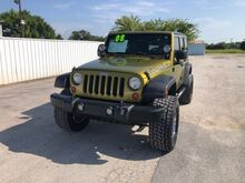 2008_Jeep_Wrangler_Unlimited X_ Gainesville TX