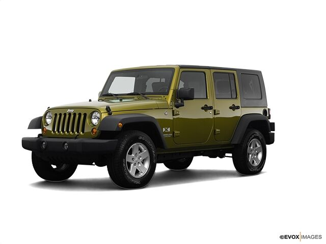 2008 Jeep Wrangler Unlimited X Indianapolis IN