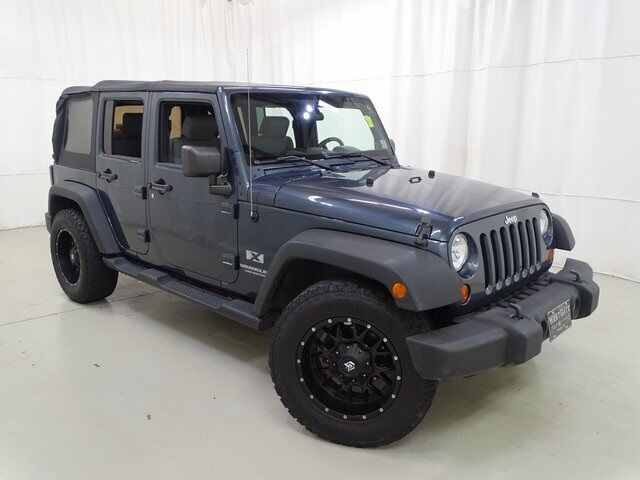2008 Jeep Wrangler Unlimited X Raleigh NC