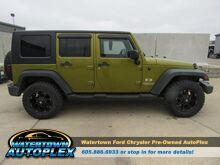 2008_Jeep_Wrangler_Unlimited X_ Watertown SD