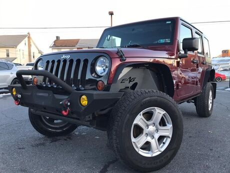 2008 Jeep Wrangler Unlimited X Whitehall PA