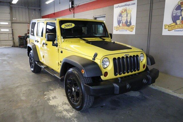 2008 Jeep Wrangler Unlimited X Winter Haven FL