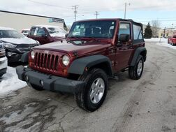 2008_Jeep_Wrangler_X 4WD 6-Speed_ Cleveland OH