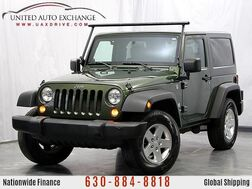 2008_Jeep_Wrangler_X 4WD Manual_ Addison IL