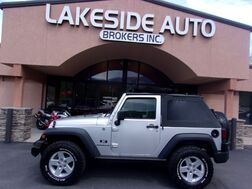 2008_Jeep_Wrangler_X_ Colorado Springs CO