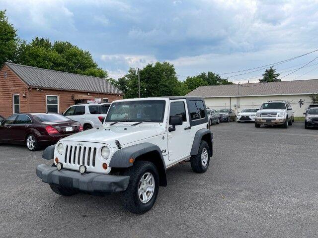 2008 Jeep Wrangler X Kernersville NC