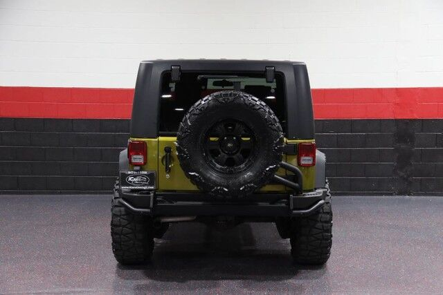 2008 Jeep Wrangler X Lifted 2dr Suv Chicago IL