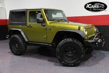 2008 Jeep Wrangler X Lifted 2dr Suv